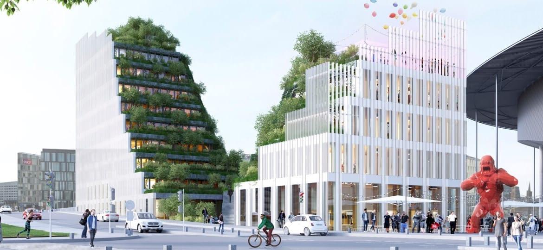Newton Offices accélère à Lille avec 2 nouveaux sites