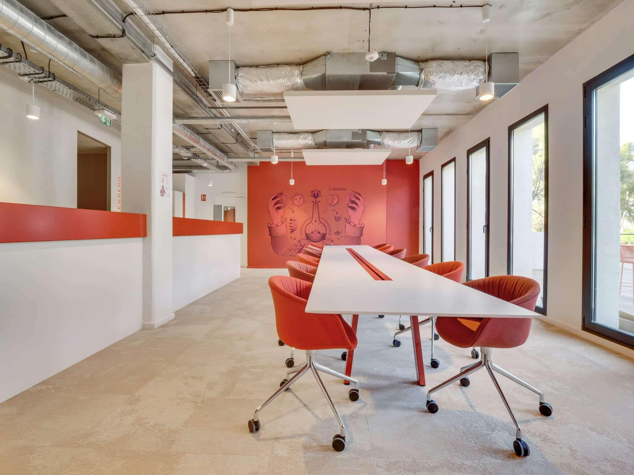 Espace de coworking Aix-en-Provence
