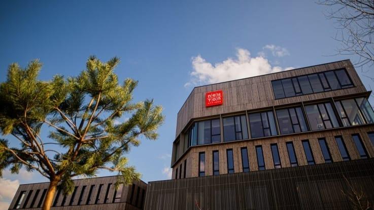 🎬 Villeneuve d'Ascq : Newton Offices Haute Borne se dévoile en images